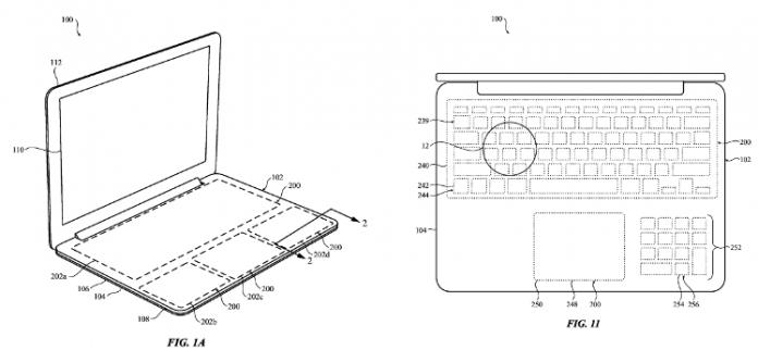 Force-Touch-MacBook-Klavye