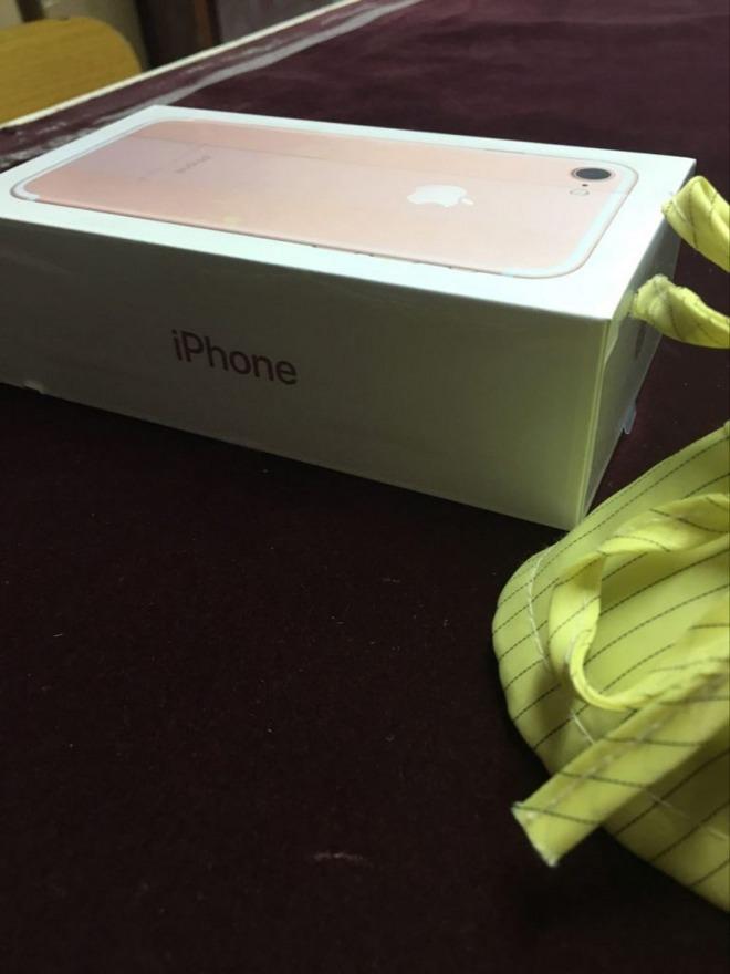 iPhone 7 kutusu
