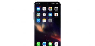 Çerçevesiz iPhone 8