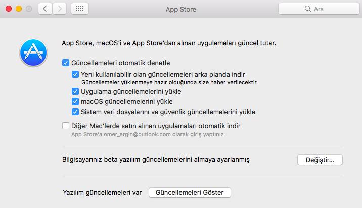 mac-beta-yazilim-guncelleme