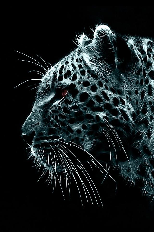 snow-leopard-illustration-iphone-wallpaper