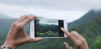 iPhone-Kamera-Uygulamasi