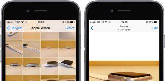 iOS sınırsız yakınlaştırma