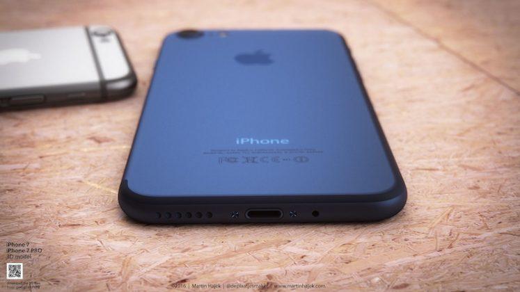 Mavi iPhone 7